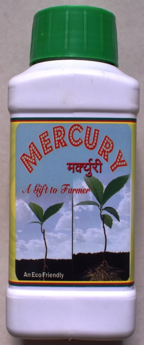 Mercury - 100 ML - 15 %